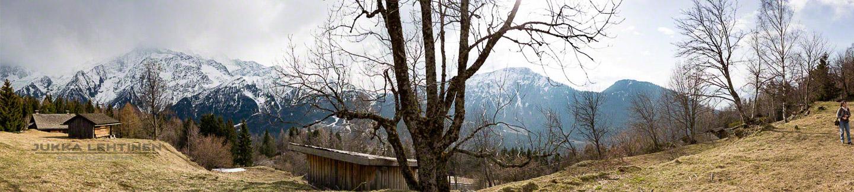 panorama vallee du mont-blanc