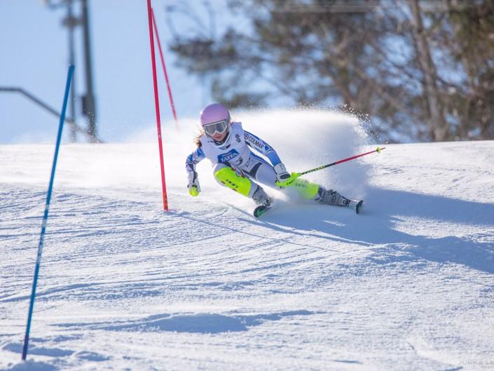 Slalom66 seuranmestaruus 2018 PU