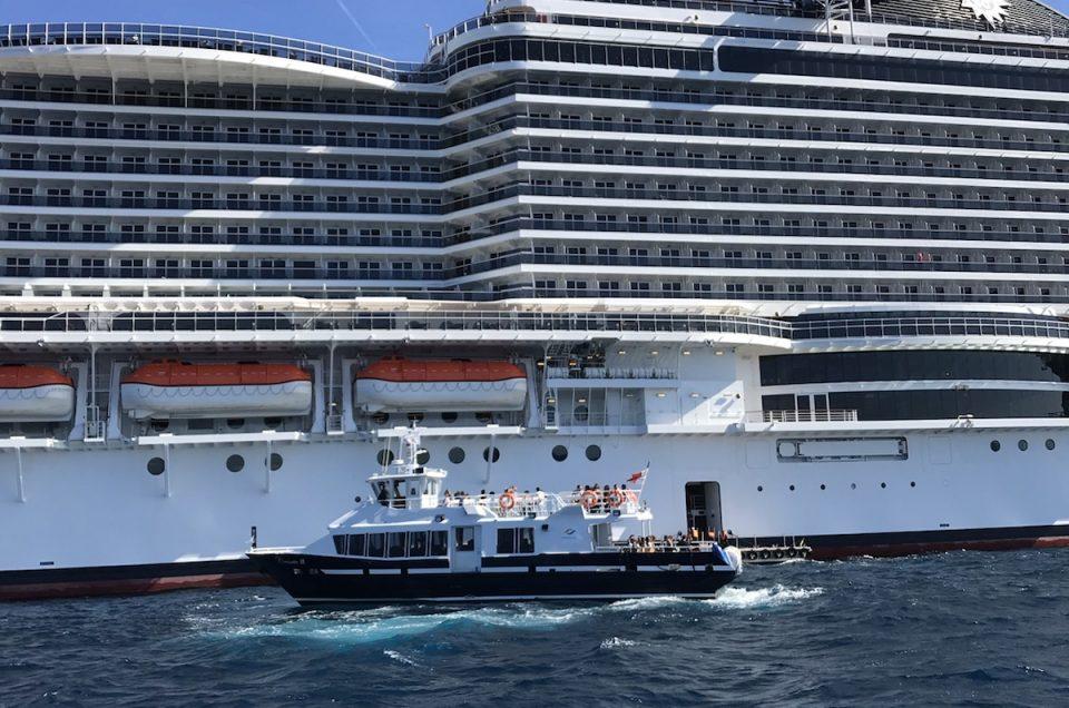 La Spezia 8.10.2019 day 7 Msc Seaview